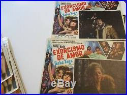 130 Vintage Posters Erotica Pop Culture Smut Retro Nude Movie Original Rare Lot