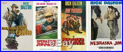 4 Movie Posters In Once Upon a Time in Hollywood Rick Dalton 2019 CTMG