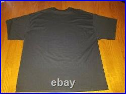 90s TUPAC T Shirt Above The Rim 1994 Movie Poster Hip Hop Rap Tee 2Pac Vtg -XL