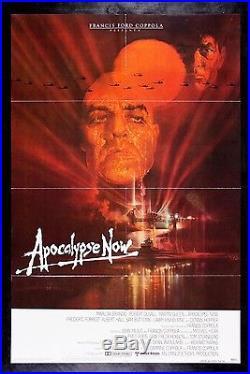 APOCALYPSE NOW CineMasterpieces VINTAGE ORIGINAL MOVIE POSTER 1979 VIETNAM WAR