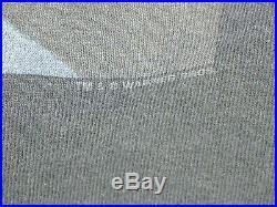 Beetlejuice Movie Poster Black XL T Shirt Vintage Giant Brand Tim Burton Promo