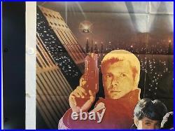Blade Runner Original/Vintage Movie Poster Italian (1982) 40 x 55 LARGE