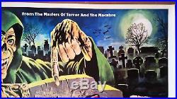 Creepshow vintage original UK Quad Theatrical Poster 1982 George Romero