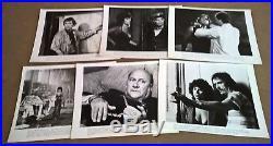 Escape from New York Vintage Original 1981 Presskit with 17 B&W 8x10 Stills