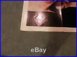Evil Dead II / 2 1987 Original Vintage Theatrical One Sheet Poster 1SH 27x41