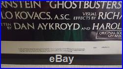 Ghostbusters 1984 Original Vintage Movie Poster Vintage Movie Posters