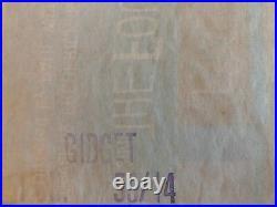 Gidget (1st Movie) Vintage/Original Movie Poster (1958) 27 x 41 EX, RARE