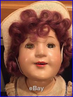 Jane Withers 20 Composition Madame Alexander Doll & VTG Original Movie Poster