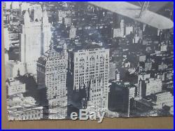 KING KONG the Movie Vintage Poster black and white 1960's Inv#1650