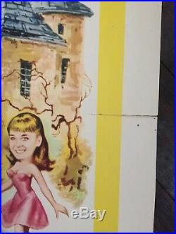 Munster Go Home, 1966 Original Vintage One Sheet Movie Poster