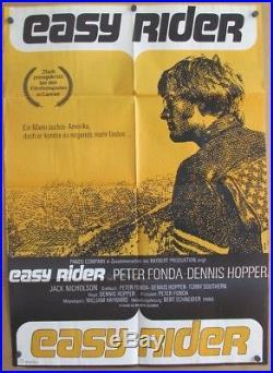 Original Vintage 1970's EASY RIDER Peter Fonda motorcycle Dennis Hopper Classic