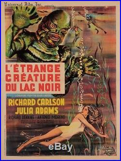 etrange creature film
