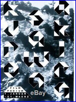 Original vintage poster KUROSAWA FILM FESTIVAL ZURICH 2006