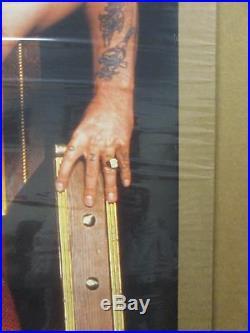 Ozzy Ozbourne rock n roll original Vintage Poster 11480