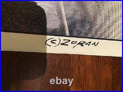 RARE! Vintage 1980s When Harry Met Sally Movie Poster From France Meg Ryan