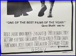 ROCKY VINTAGE Australian Daybill Movie Poster 1979 Sylvester Stallone