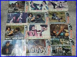 Rare Monkey Fist Hou Quan Kou Si 35MM Vintage Movie Cinema Film 1974 & Posters
