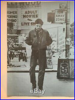 Taxi Driver by Martin Scorcese Vintage Original Film Poster 1976