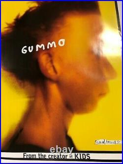 VINTAGE POSTER Gummo Original One Sheet Single Sided 1998 Harmony Korine