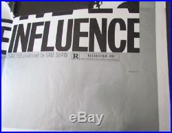 Vintage 1974 WOMAN UNDER THE INFLUENCE 1sh John Cassavetes Peter Falk