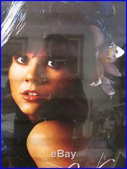 Vintage 1978 Linda Ronstadt original albums poster music artist 7855