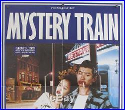 Vintage 1989 MYSTERY TRAIN1st Movie Poster Jim Jarmusch, Masatoshi Nagase German