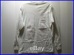 Vintage 1991 The Doors Oliver Stone Movie Long Sleeve Large Shirt Val Kilmer Oop