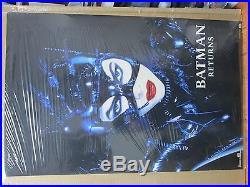 Vintage 1992 Batman Returns original movie DC Comics poster Cat woman 12133