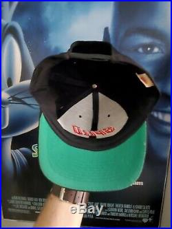Vintage 1994 Speed snapback original Keanu Reeves movie promo hat RARE