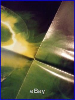 Vintage ALIEN 1979 ORIGINAL 27X41 1-SHEET MOVIE POSTER Folded