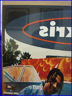 Vintage Kris Kross Old school Rap poster 1993 10670