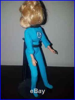 Vintage Mego Invisible Girl Worlds Greatest Superheroes Marvel Fantastic Four 74