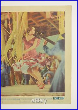 Vintage Movie Posters, NSS Lobby Card, One Eyed Jacks, Marlon Brando, 1959