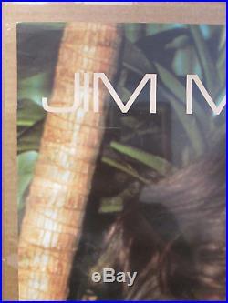 Vintage The Doors Jim Morrison original rock band music artist poster 8991
